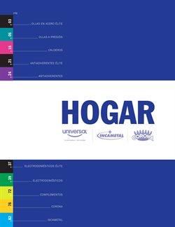 Catálogo Hogar Universal ( Más de un mes )