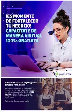 Ofertas de Bancos y seguros en el catálogo de CredibanCo en Soacha ( 24 días más )