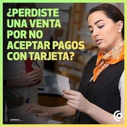 Ofertas de Bancos y seguros en el catálogo de CredibanCo en Puerto Colombia Atlantico ( 2 días más )