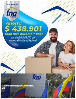 Ofertas de Bancos y seguros en el catálogo de Fondo Nacional del Ahorro en Santa Marta ( Más de un mes )