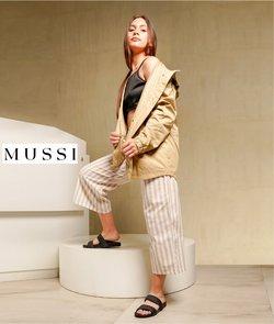 Ofertas de Mussi en el catálogo de Mussi ( 14 días más)