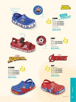 Ofertas de Capitán América en Bata