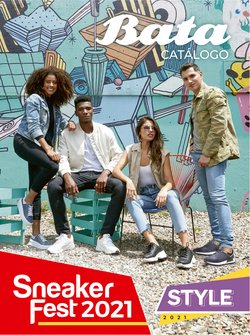 Ofertas de Ropa y Zapatos en el catálogo de Bata ( 7 días más)