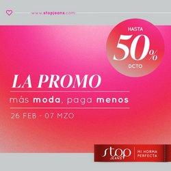 Catálogo Stop Jeans en Cartagena ( Caducado )