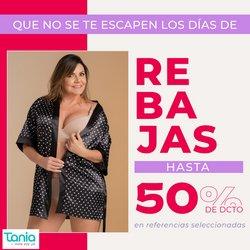 Ofertas de Tania en el catálogo de Tania ( 6 días más)