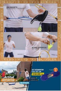 Ofertas de Deporte en el catálogo de Decathlon en Soledad ( 22 días más )