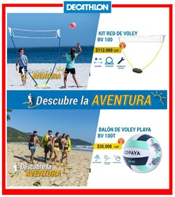 Catálogo Decathlon en Medellín ( 12 días más )