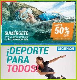 Ofertas de Deporte en el catálogo de Decathlon ( 2 días más)