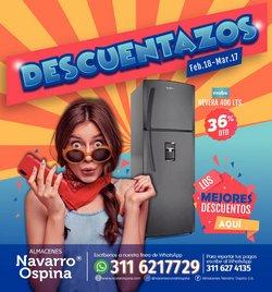 Catálogo Almacenes Navarro Ospina ( Caducado )