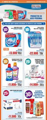 Ofertas de Crema dental en Alkosto
