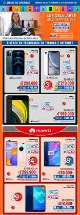 Ofertas de IPhone X en Alkosto