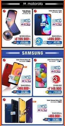 Ofertas de Motorola en Alkosto