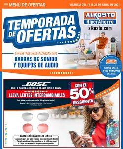 Catálogo Alkosto en Bucaramanga ( 2 días más )