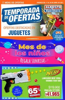 Catálogo Alkosto en Bucaramanga ( 9 días más )