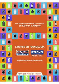Ofertas de Informática y Electrónica en el catálogo de Alkosto ( Vence mañana)