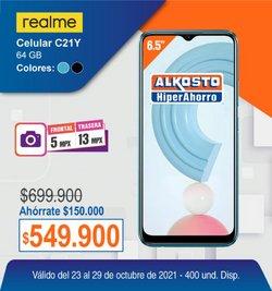 Ofertas de Almacenes en el catálogo de Alkosto ( Vence mañana)