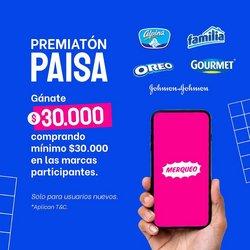 Ofertas de Supermercados en el catálogo de Merqueo en Bucaramanga ( Caduca hoy )