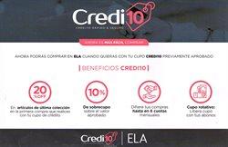 Catálogo ELA en Mosquera Cundinamarca ( Más de un mes )