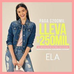 Catálogo ELA ( 2 días más )