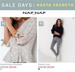 Catálogo Naf Naf ( 3 días más)