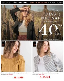 Catálogo Naf Naf ( 4 días más)