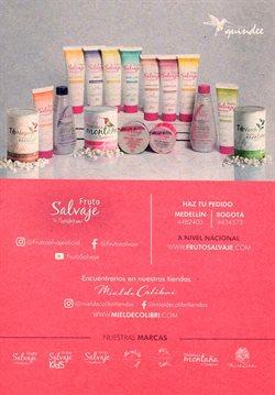 Ofertas de Perfumerías y belleza en el catálogo de Fruto Salvaje en Santa Marta ( Más de un mes )