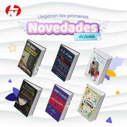 Ofertas de Libros y ocio en el catálogo de Librería Nacional ( 9 días más)