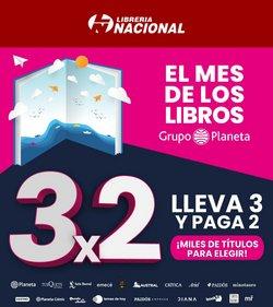 Ofertas de Libros y ocio en el catálogo de Librería Nacional ( 2 días más)