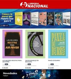 Ofertas de Libros y Cine en el catálogo de Librería Nacional ( 6 días más)