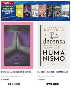 Ofertas de Libros y Cine en el catálogo de Librería Nacional ( Vence mañana)