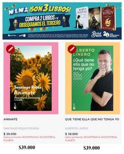 Ofertas de Libros y Cine en el catálogo de Librería Nacional ( 12 días más)