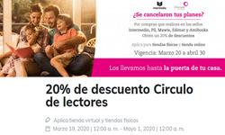 Cupón Librería Nacional en Cartagena ( Publicado ayer )