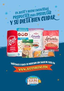 Ofertas de Supermercados en el catálogo de Justo & Bueno en Madrid ( 5 días más )