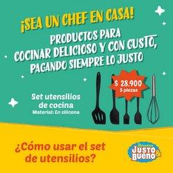 Catálogo Justo & Bueno en Bucaramanga ( Caducado )