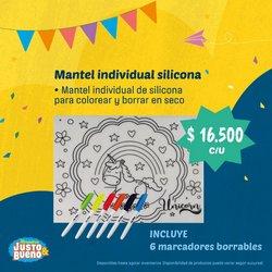 Ofertas de Marcadores en Justo & Bueno