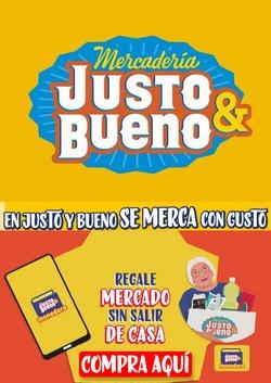 Ofertas de Justo & Bueno en el catálogo de Justo & Bueno ( 29 días más)