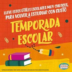 Ofertas de Supermercados en el catálogo de Justo & Bueno ( Vence mañana)