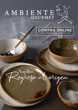 Ofertas de Hogar y muebles en el catálogo de Ambiente Gourmet en Ibagué ( Más de un mes )