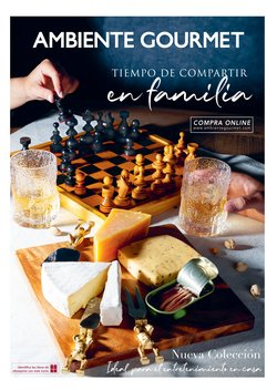 Catálogo Ambiente Gourmet ( 9 días más)