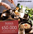 Cupón Ambiente Gourmet en Girón ( 3 días más )