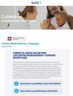 Ofertas de Bancos y seguros en el catálogo de Sura en Soledad ( Más de un mes )