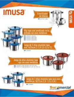 Ofertas de Hogar y muebles en el catálogo de Imusa en Villavicencio ( Más de un mes )