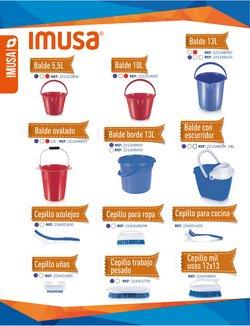 Ofertas de Utensilios de limpieza en Imusa