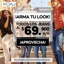 Catálogo Koaj en Soledad ( Caducado )