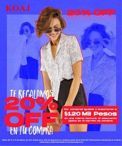 Catálogo Koaj en Bogotá ( Caducado )