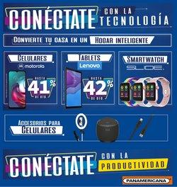 Ofertas de Almacenes en el catálogo de Panamericana ( 3 días más)