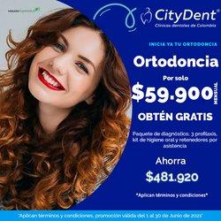 Ofertas de Farmacia, droguería y óptica en el catálogo de Citydent ( 14 días más)