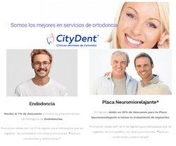 Ofertas de Farmacia, droguería y óptica en el catálogo de Citydent ( Publicado ayer)