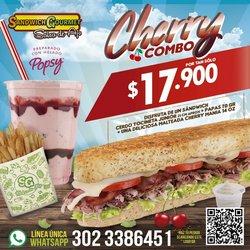 Catálogo Sandwich Gourmet ( 2 días más )