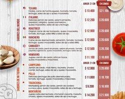 Ofertas de Tierra en Sandwich Gourmet